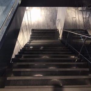 Escada Atirantada – Botafogo