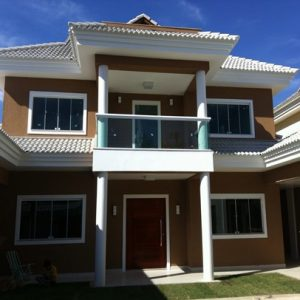 Projeto Estrutural – Casa – Vargem Pequena